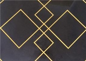 浅金色——异型砖